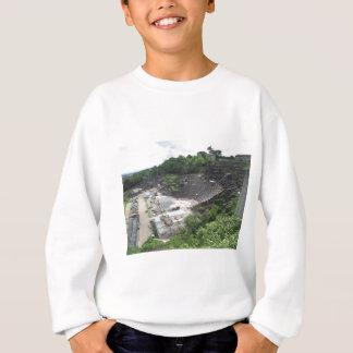 Großartiges Theater, Lyon-Amphitheater, römisches Sweatshirt