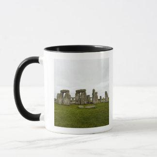 Großbritannien, Wiltshire, Stonehenge Tasse