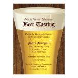 Große Bier-Probieren-Party Einladung