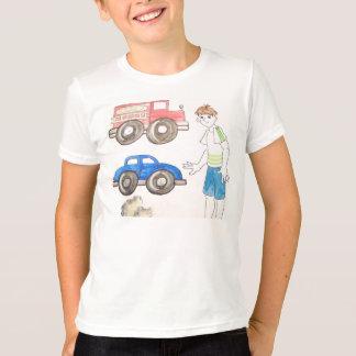 Große Rad-T - Shirt