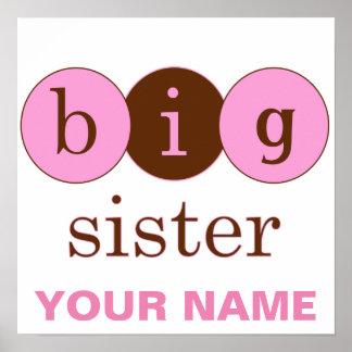 Große Schwester - Kreise Poster