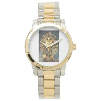 Große Tonuhr Armbanduhr