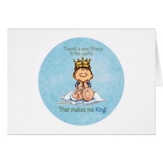 Großer Bruder - König von Prinzen Karte