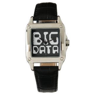 Großer Daten-Wissenschaftler Uhr