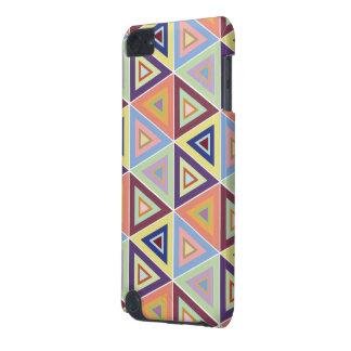 großer dreieckiger Fall Musterfliesenipod-Touch 5g iPod Touch 5G Hülle