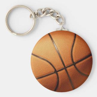 Großer Leuchtorange-Basketball, Schlüsselanhänger