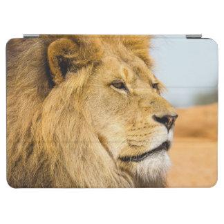 Großer Löwe, der weit weg schaut iPad Pro Hülle