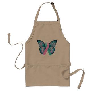 Großer Schmetterlings-Mutant stark Schürze