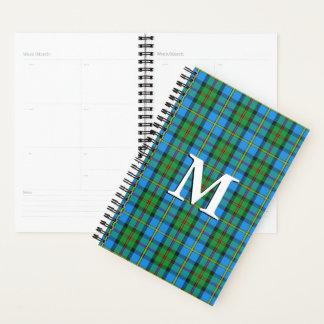 Großer schottischer Clan MacLeod von HarrisTartan Planer