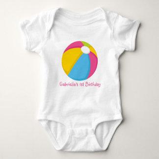 Großes helles Wasserball-Baby Onie Baby Strampler