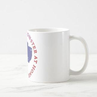Großes Kuschelmonster Kaffeetasse