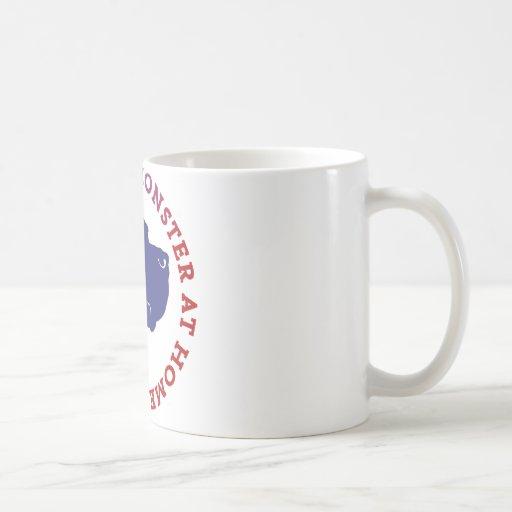 Großes Kuschelmonster Kaffeetassen