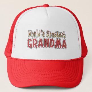 Großmutterwort-Kunsthut der Welt bestster Truckerkappe