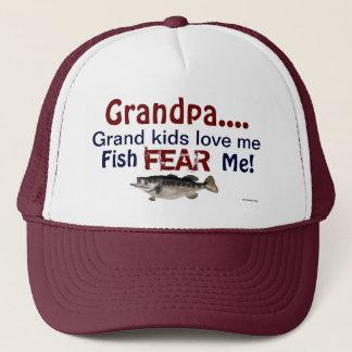 Großvater-… befürchten großartige KinderLiebe ich Truckerkappe