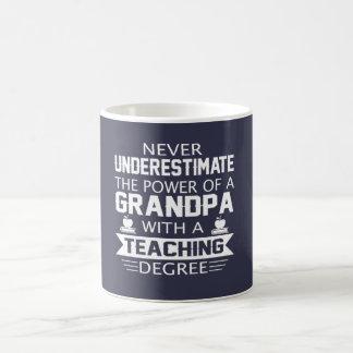 Großvater-Lehrer Tasse