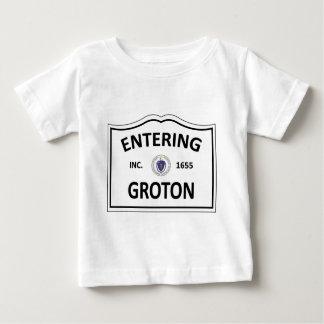 Groton, Masse Baby T-shirt