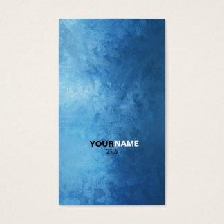 Groupon modernes abstraktes visitenkarten