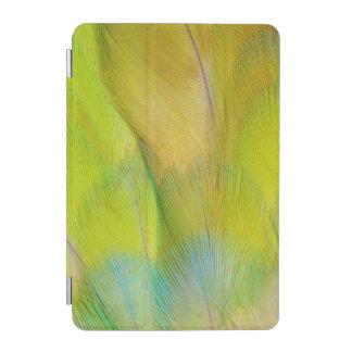 Grün ging den horizontalen Papageien voran iPad Mini Hülle