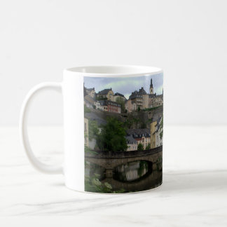 Grund, Luxemburg Tasse