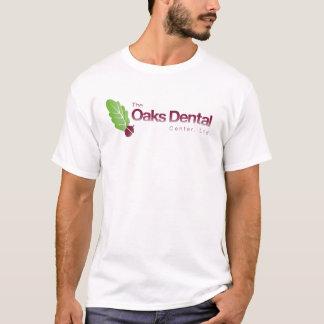 Grundlegende Eichen-zahnmedizinischer T - Shirt