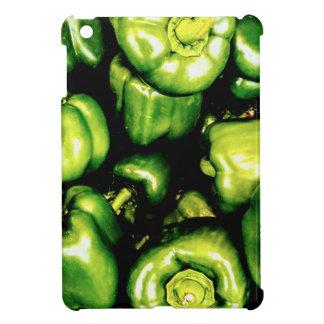 Grüne Bell-Paprikaschoten iPad Mini Hülle