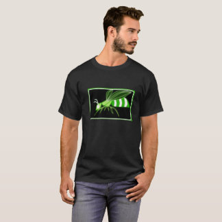 Grüne Biene T-Shirt
