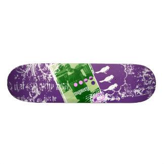 Grüne Dame 20,1 Cm Skateboard Deck