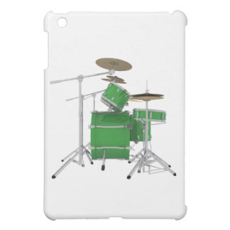 Grüne Trommel-Ausrüstung