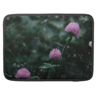 Grüne und lila MacBook Prohülse Sleeve Für MacBooks