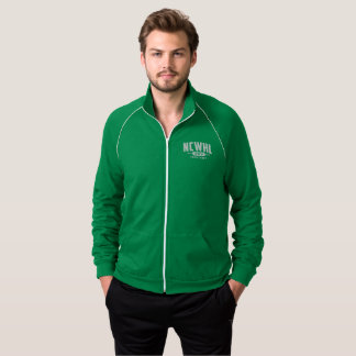 Grüner Abteilungs-Jacken-Männer Jacke