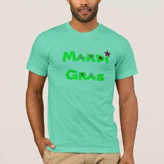 Grüner Karneval T-Shirt
