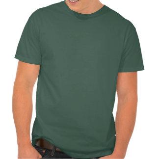 Grüner Traktor Ologist Shirt