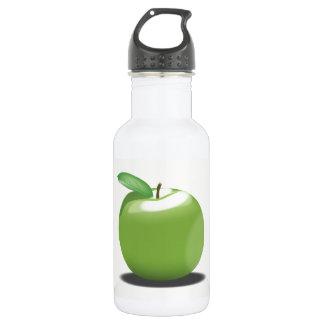 Grünes Apple Trinkflasche