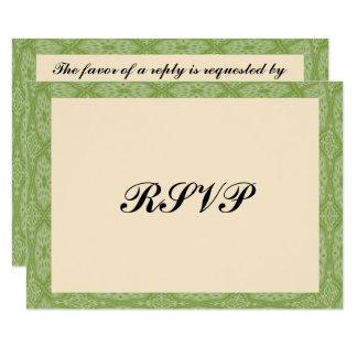 Grünes Diamant-Bar Mitzvah/Geburtstag UAWG Karte 8,9 X 12,7 Cm Einladungskarte