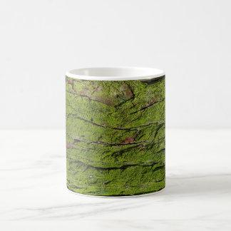Grünes Leben des Holzes Tasse