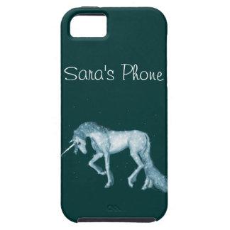 Grünes magisches Einhorn Schutzhülle Fürs iPhone 5