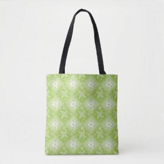 Grünes Sommermuster Paisleys