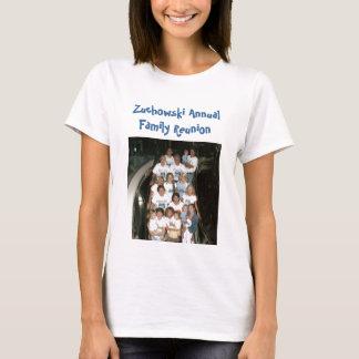 Gruppe - Kreuzfahrt, Zuchowski jährliches T-Shirt