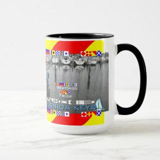 Grüße Florida befestigt personalisierten die Tasse