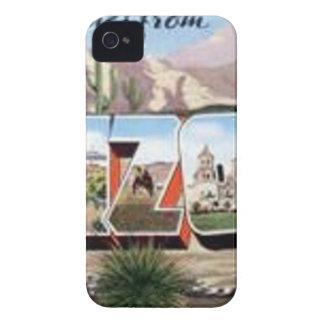 Grüße von Arizona iPhone 4 Case-Mate Hülle