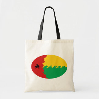 Guinea-Bissau Gnarly Flaggen-Tasche