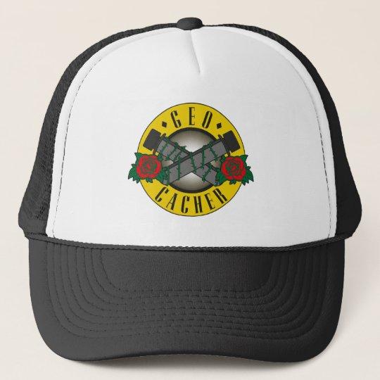 Gun`s n Cacher Cap Truckerkappe