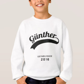 Günther Original Sweatshirt