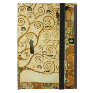 Gustav Klimt der Baum der Leben-Vintagen Kunst iPad Mini Hüllen