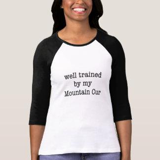 Gut ausgebildet durch meine Gebirgskanaille T-Shirt