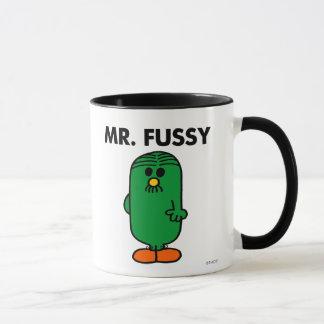 Gut-Gepflegter Herr Fussy Tasse