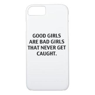 Gute Mädchen sind schlechte Mädchen. Fall iPhone 8/7 Hülle
