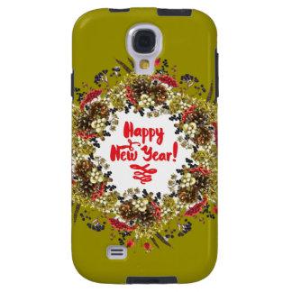Guten Rutsch ins Neue Jahr Galaxy S4 Hülle