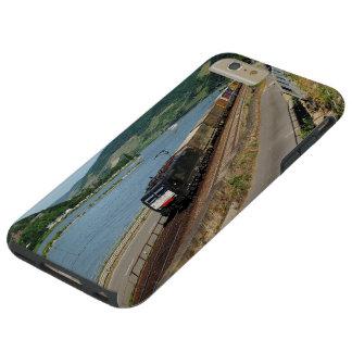 Güterzug in Assmanshausen am Rhein Tough iPhone 6 Plus Hülle
