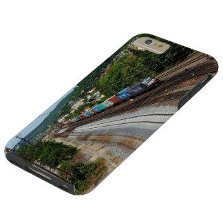 Güterzug in Gemünden am Main Tough iPhone 6 Plus Hülle